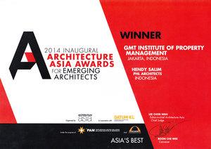 AAAEA Award 2014