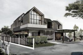 Alam Sutera House